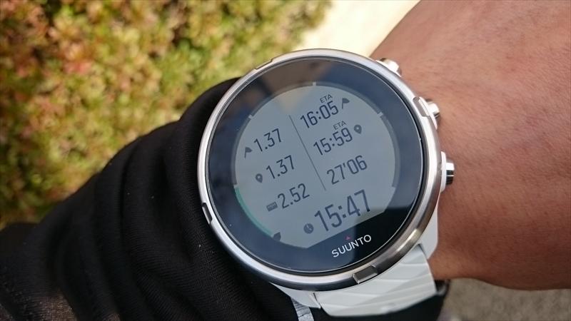 Sm9002 - 結局 Suunto 9 を選んだ ~ その3  ~