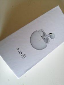 Bluetooht イヤフォン Pro6 1 225x300 - Garmin ForeAthlete 745 で中華 Bluetooth イヤフォン Pro 6 を使ってみる