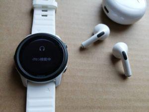 Bluetooht イヤフォン Pro6 14 300x225 - Garmin ForeAthlete 745 で中華 Bluetooth イヤフォン Pro 6 を使ってみる